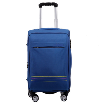 Travelers Expandable Rolling Upright Oxford cloth luggage