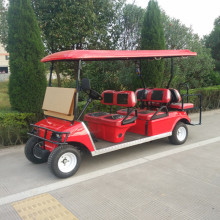 6 seats club car golf cart