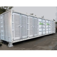 Movable Reliable Container Type Nitrogen Generation Package