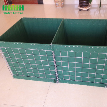 Low carbon steel wire Defensive Barrier