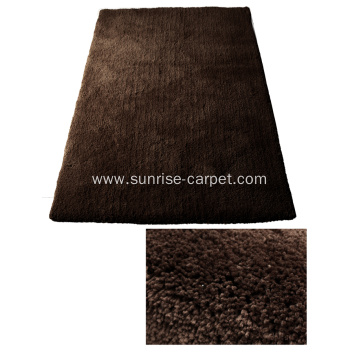 Microfiber Soft Shaggy With Plain Color