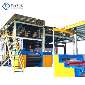 High Quality SS Nonwoven Machine for Mask