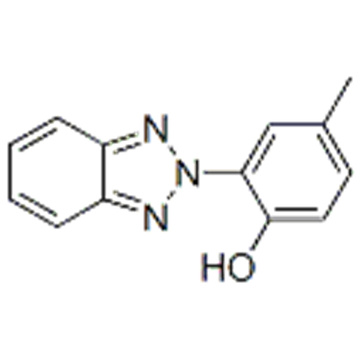 Phenol,2-(2H-benzotriazol-2-yl)-4-methyl- CAS 2440-22-4