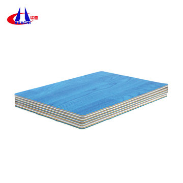 3.5mm thick pvc indoor basketball court flooring