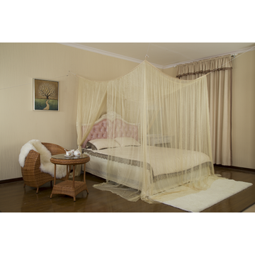 Luxury Family  Bed Mosquito Nets Doors Box Net