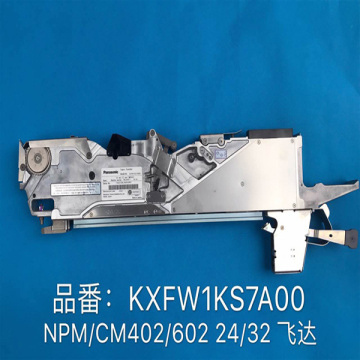 PANASONIC NPM CM402 602 24MM 32MM FEEDER KXFW1KS7A00