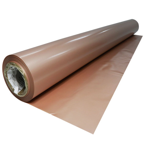 Rigid PVC with high chemical resistance