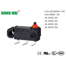 Sealed Micro Switch Suitable For Door Locking