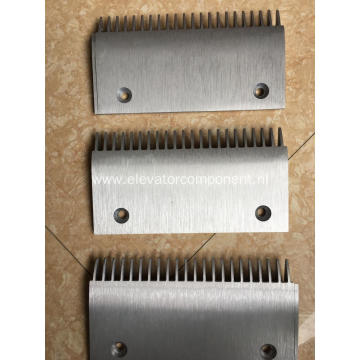 Aluminium Comb Plate for Schindler 9300 Escalators