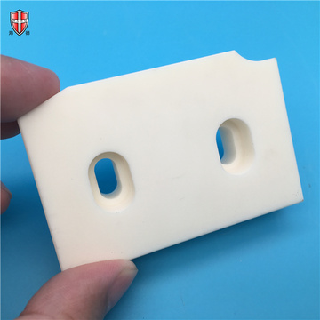 cold isostatic pressure sintered alumina ceramics customized