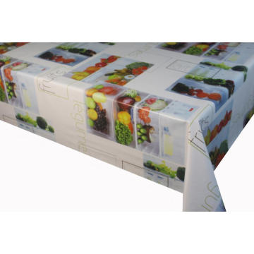 Pvc Printed fitted table covers Uk Patio