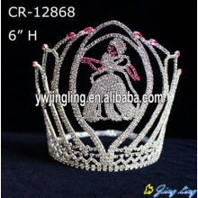 Beautiful Pageant Crown Princess  Cinderella Crown