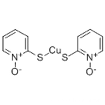 Bis(1-hydroxy-1H-pyridine-2-thionato-O,S)copper CAS 14915-37-8