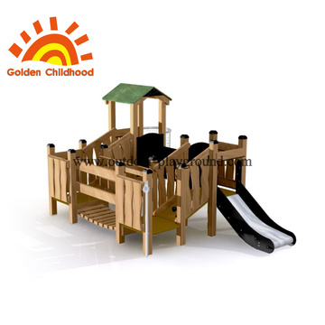 outdoor playground insurance surface options