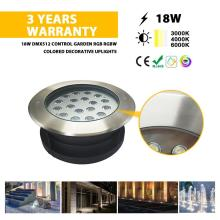 18W Led Inground Lighting  Recessed Uplight Outdoor