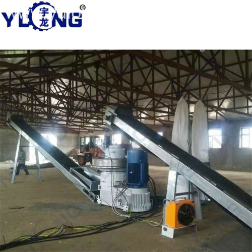 Yulong XGJ Wood pellet mill