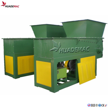 PP/PE cheap waste ldpe plastic shredder
