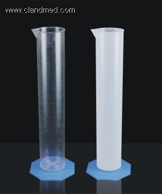 Transparent Plastic Graduated Cylinder 4000ML