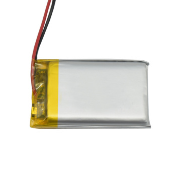 Rechargeable 703050 li ion battery for small machine