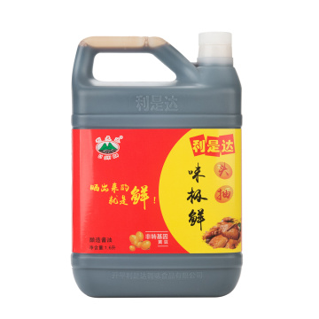 First Fresh Light Soy Sauce 1.6L Plastic Bottle