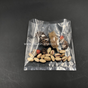 Produce Flat Food Storage Packing Plastic Bags