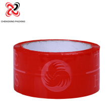 Red Easy Tear Packaging Tape
