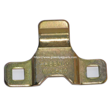 Z32690 John Deere harvester hold down clip