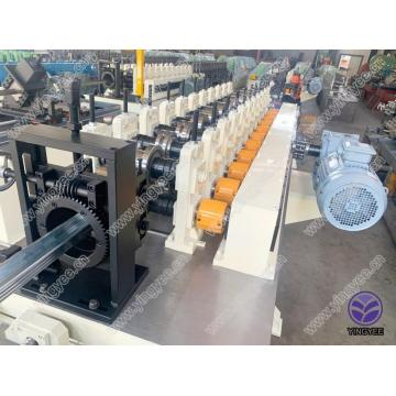 light keel roll forming machine with gearbox
