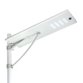 100W All In One Integrated Solar Street Light