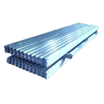 high quality structural corrugated metal roofing panels