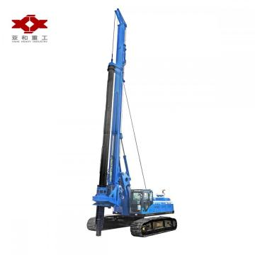 50M Depth Excavator Borehole Pile Drilling Machine
