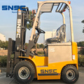 Quality 1.5 Tons Battery Forklift