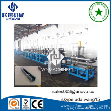 former strut channel steel rolling machine