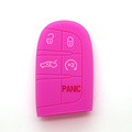 Land Rover 5 buttons silicon key cover