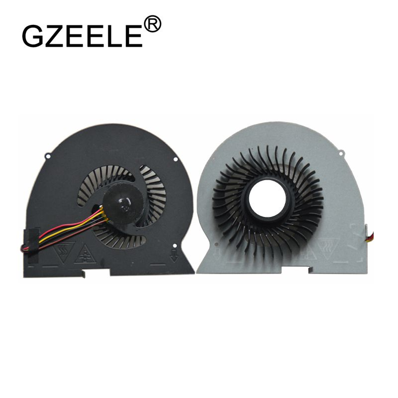 GZEELE New laptop cpu fan cooler For Lenovo IdeaPad Y510P Y510PT-ISE Y510PA Y430p Y510P-IFI CPU Cooling Fan notebook 4 pins fans