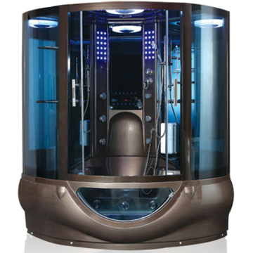 Indoor Lazy Spa Steam Room Acrylic Personal