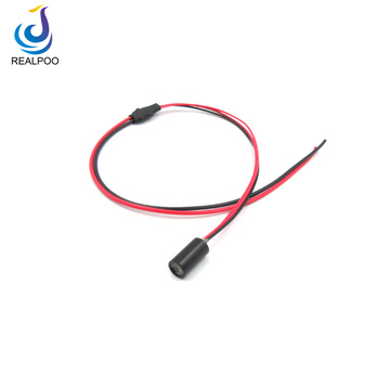 6 x 11.2mm red line laser diode module