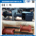 vertical long shaft slurry pump