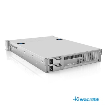 Distributed storage server chassis