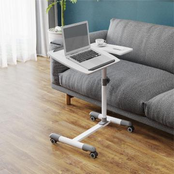 Medium density fiberboard bed table
