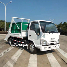 Isuzu Roll Off Garbage Truck