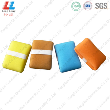 Charming Handle Bath Sponge Pad