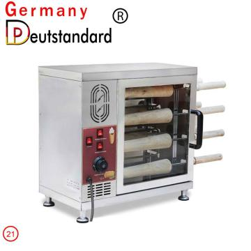 Chimney cake oven Kurtos Kalacs Chimney Cake Oven Roll Grill Machine