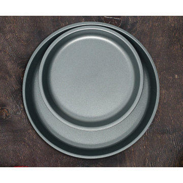 Round Pizza Plate Baking Pan