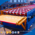Customized thickness steel metal floor deck sheet forming machine