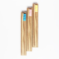 Green Healthy Bamboo Toothbrush
