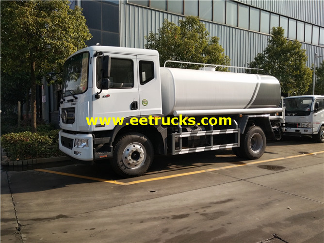 4x2 Road Water Tanker Trucks