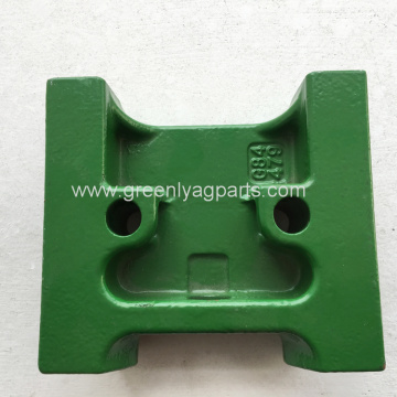 H84479 John Deere Gathering Chain Idler Support