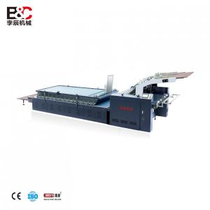 Semi-automatic corrugated paper Flute Laminating Machine