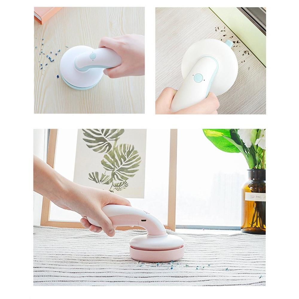 Handheld Desktop Vacuum Cleaner Charging Wireless Portable Abs Electronic Component Mini Home Use Eraser Scrap Cleaner